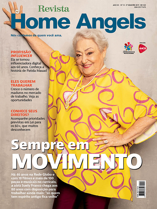 Revista Home Angels – Ed. 13